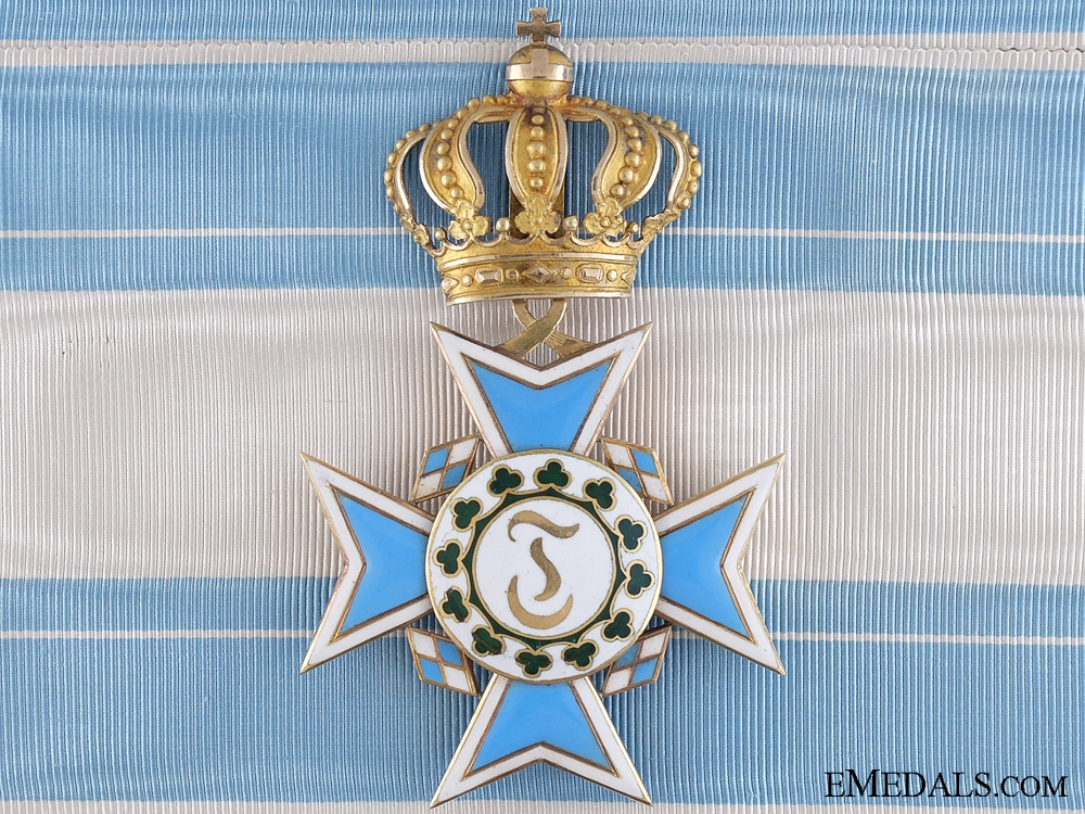 eMedals-A Bavarian Order of Theresa in Gold