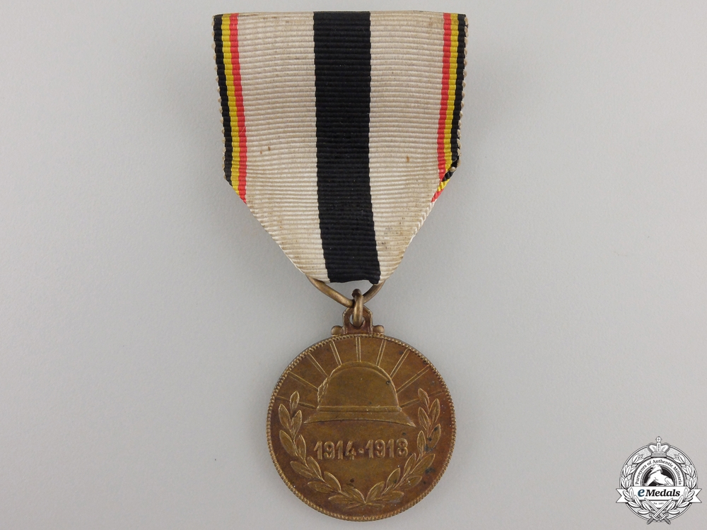 eMedals-A Belgian City of Gent (Ghent) Medal for the Veterans of 1914-1918
