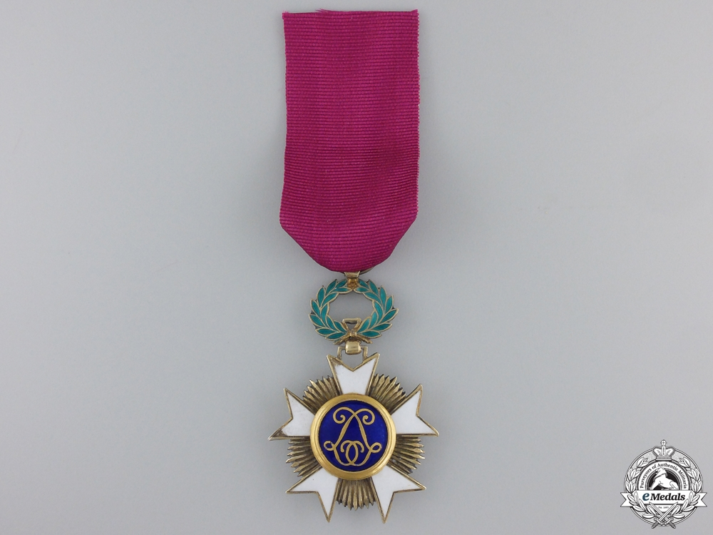 eMedals-A Belgian Order of the Crown, Knight