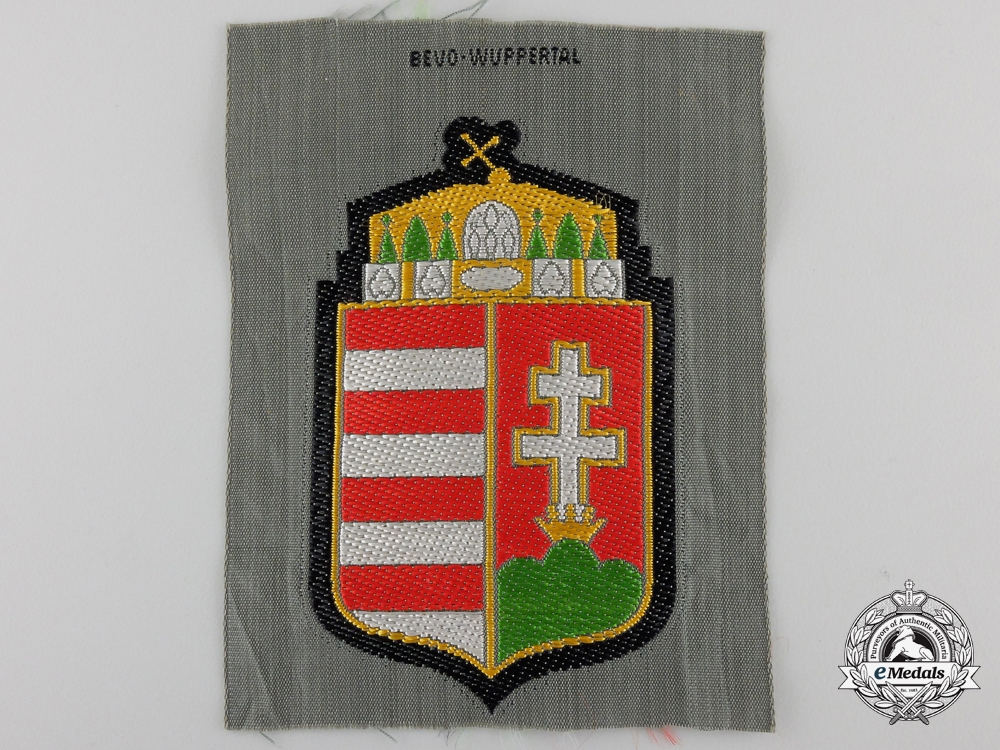 eMedals-A Bevo Hungarian Foreign Volunteer Shield