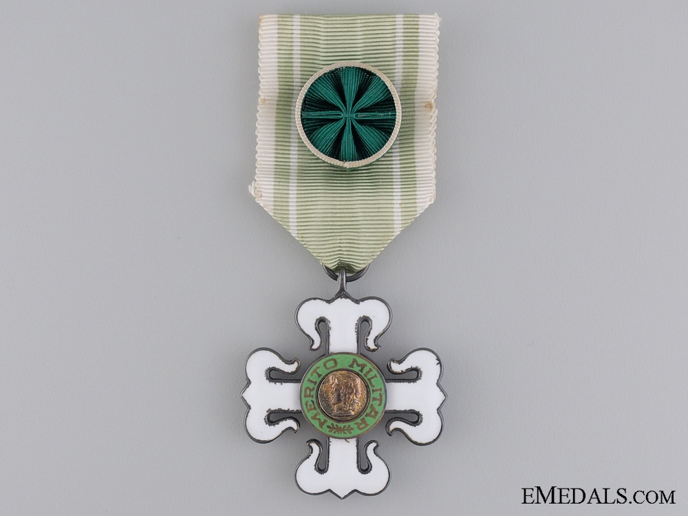 eMedals-A Brazilian Order of Military Merit; Fourth Class Cross
