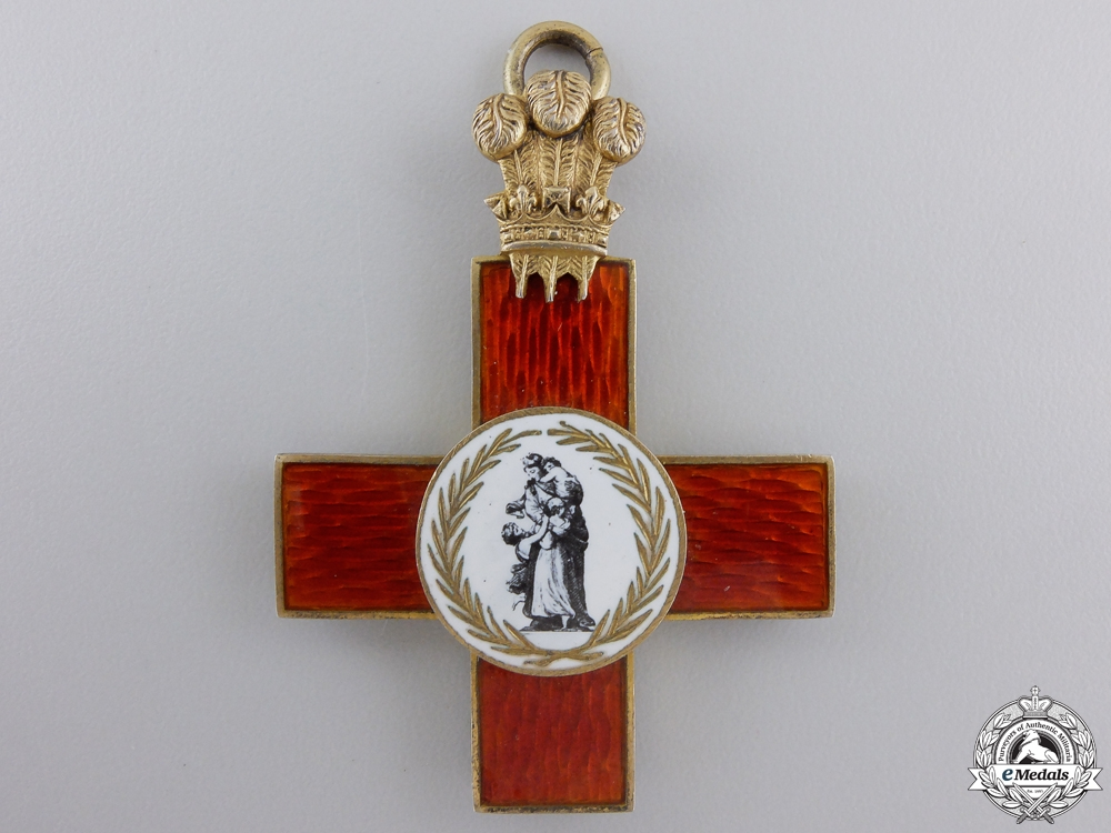 eMedals-A British Order of the League of Mercy