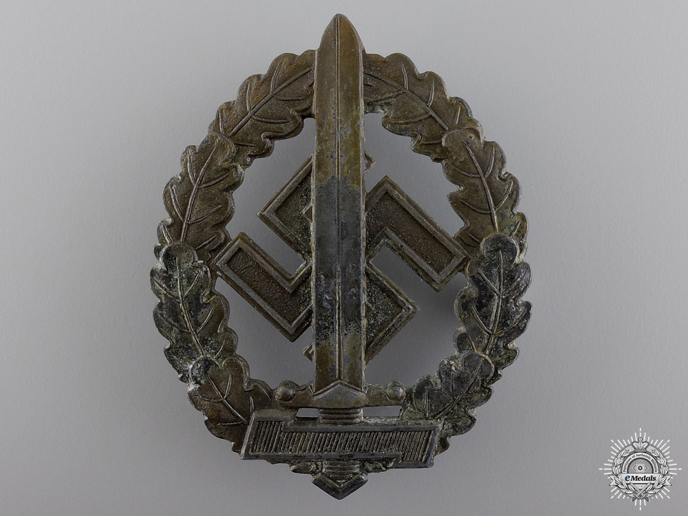 eMedals-  SA Defence Badge for War Disabled