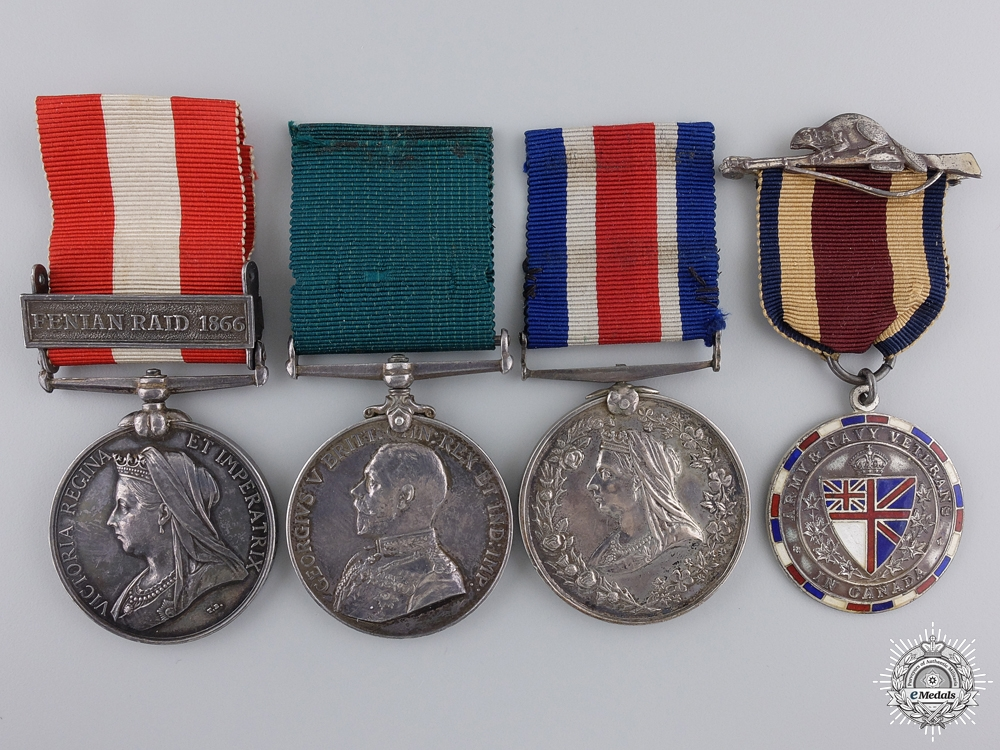 eMedals-A Canada General Service Family Group