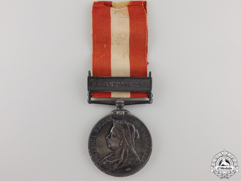 eMedals-A Canada General Service Medal to the 1st Administrative Battalion