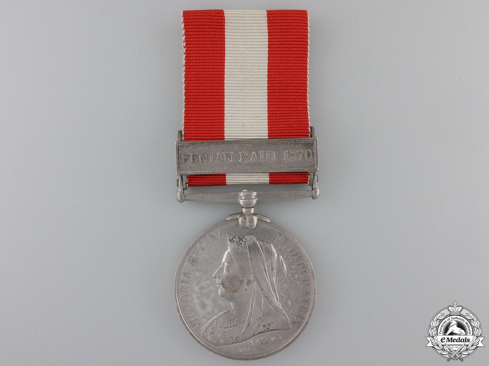 eMedals-A Canada General Service Medal to the 44th Welland Battalion