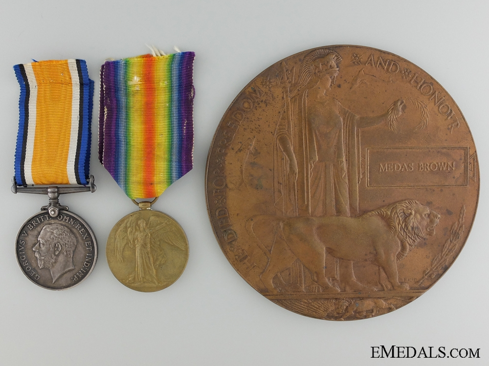 eMedals-A Canadian Memorial Group to the 24th Infantry Battalion CEF