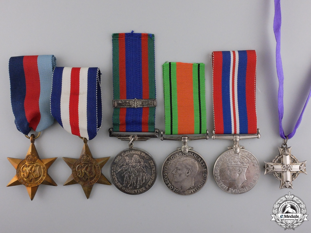 eMedals-A Canadian Memorial Group for the Battle of the Scheldt