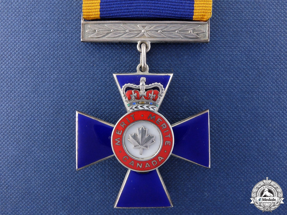 eMedals-A Canadian Order of Military Merit; Member  Con #41