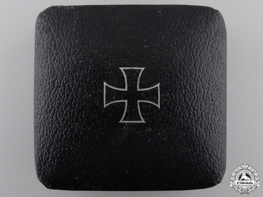 eMedals-A Case for the Iron Cross First Class 1939