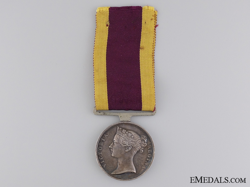 eMedals-A China War Medal 1841-1842 to the Madras Artillery