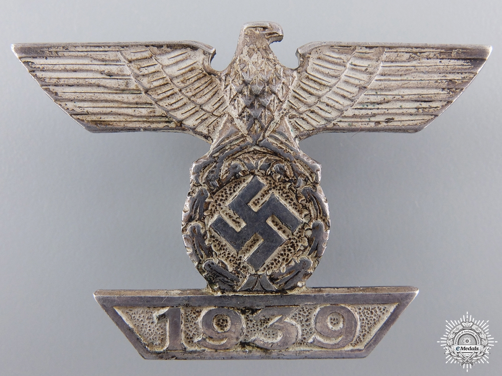 eMedals-A Clasp to Iron Cross First Class by BH Mayer