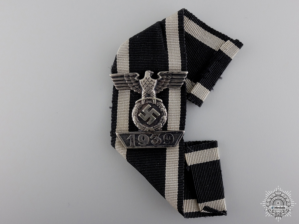 eMedals-A Clasp to the Iron Cross Second Class 1939; Second Version