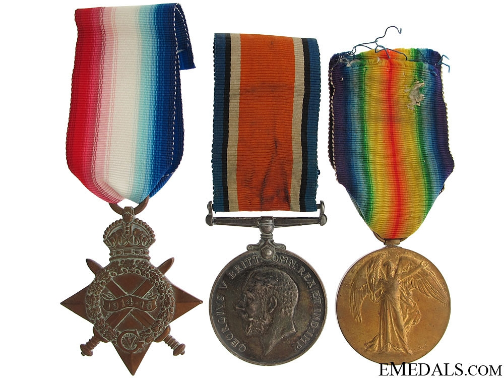 eMedals-A Coldstream Guards First War Group