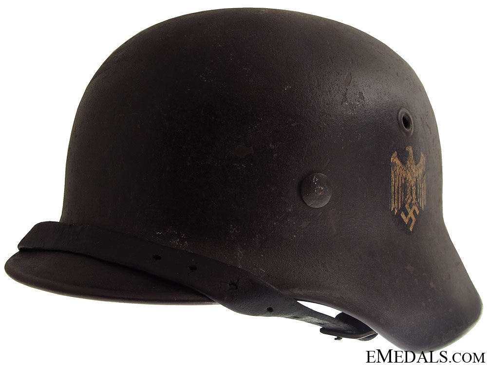 eMedals-A Double Decal M40 Army Helmet