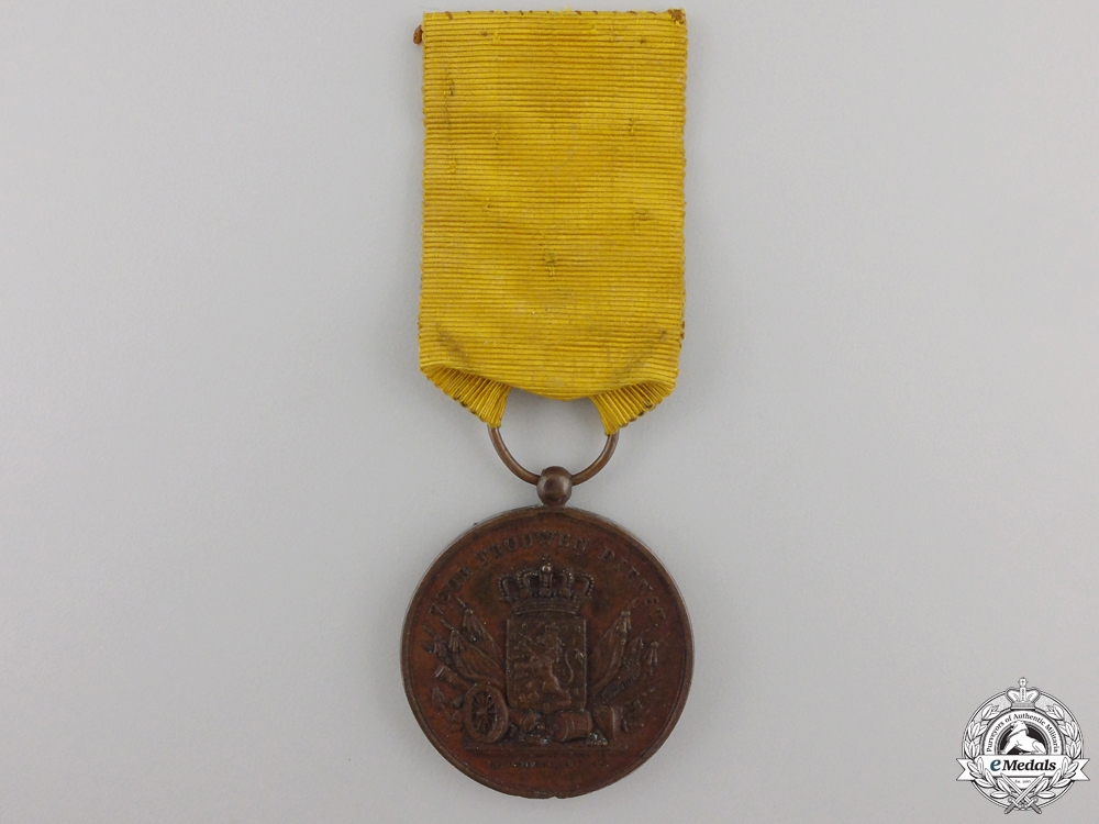 eMedals-A Dutch Army Long Service Medal; Bronze