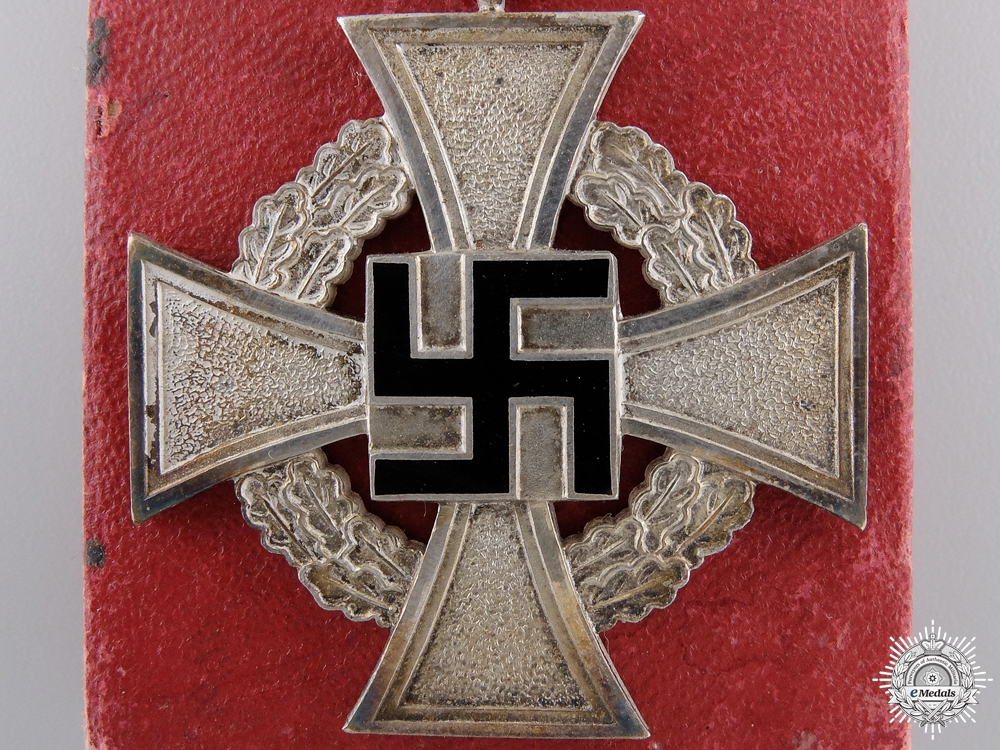 eMedals-A Faithful Service Cross for 25 Years