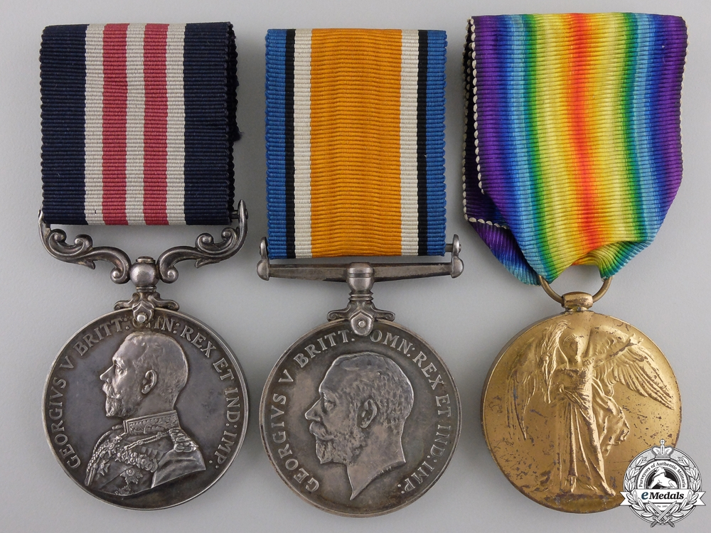eMedals-A Fine Canadian Military Medal for Operations against Fresnoy 1917  Consignment #4