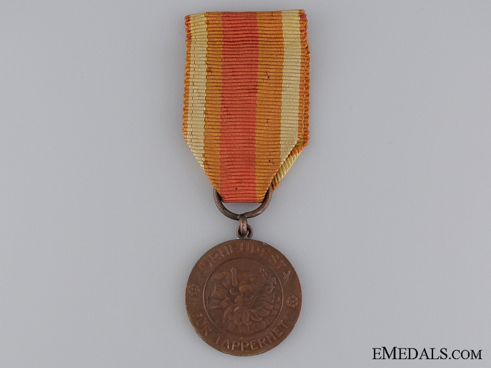 eMedals-A Finish Medal of Bravery for the Order of Liberty 1939
