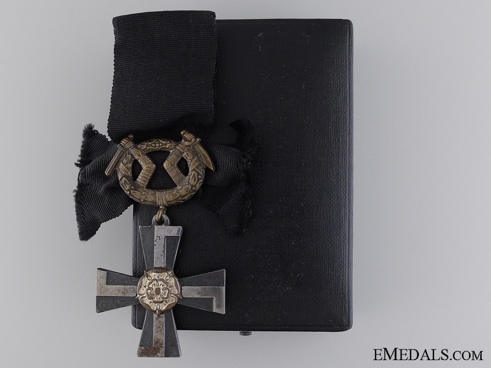 eMedals-A Finish Order of the Cross of Liberty; Fourth Class