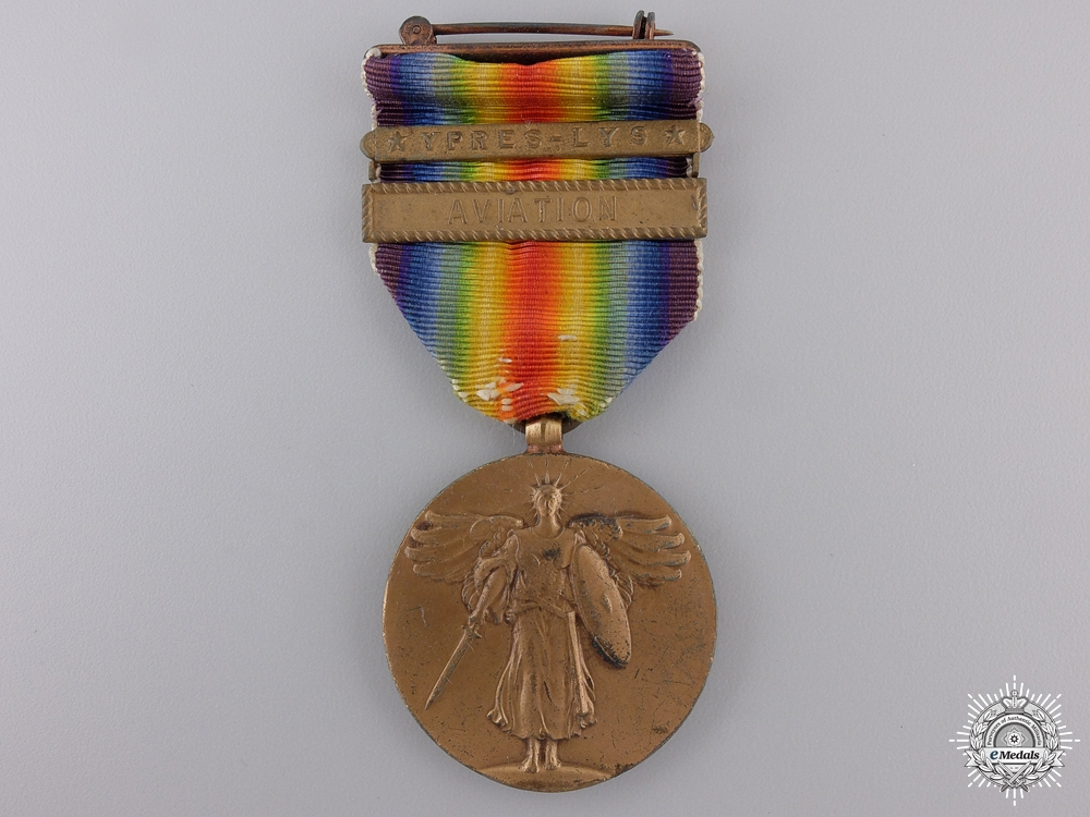 eMedals-A First War American Victory Medal for Northern Bombing Group