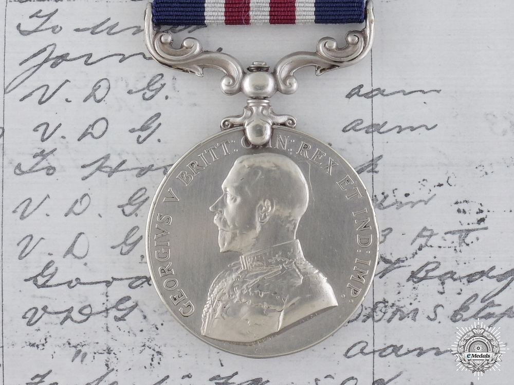 eMedals-A First War Canadian Military Medal to the Manitoba Regiment