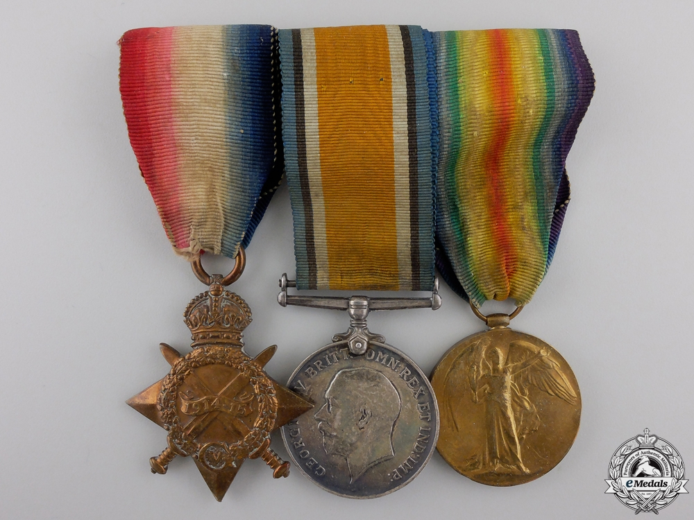 eMedals-A First War Group to the Royal Inniskilling Fusiliers