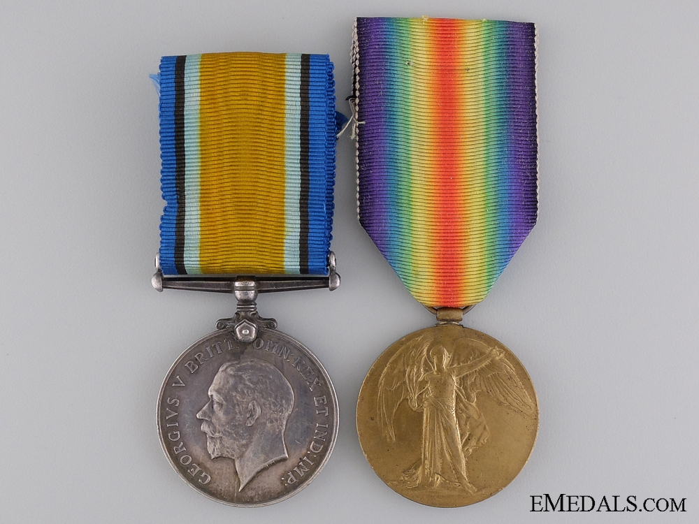 eMedals-A First War Medal Pair to the Royal Air Force