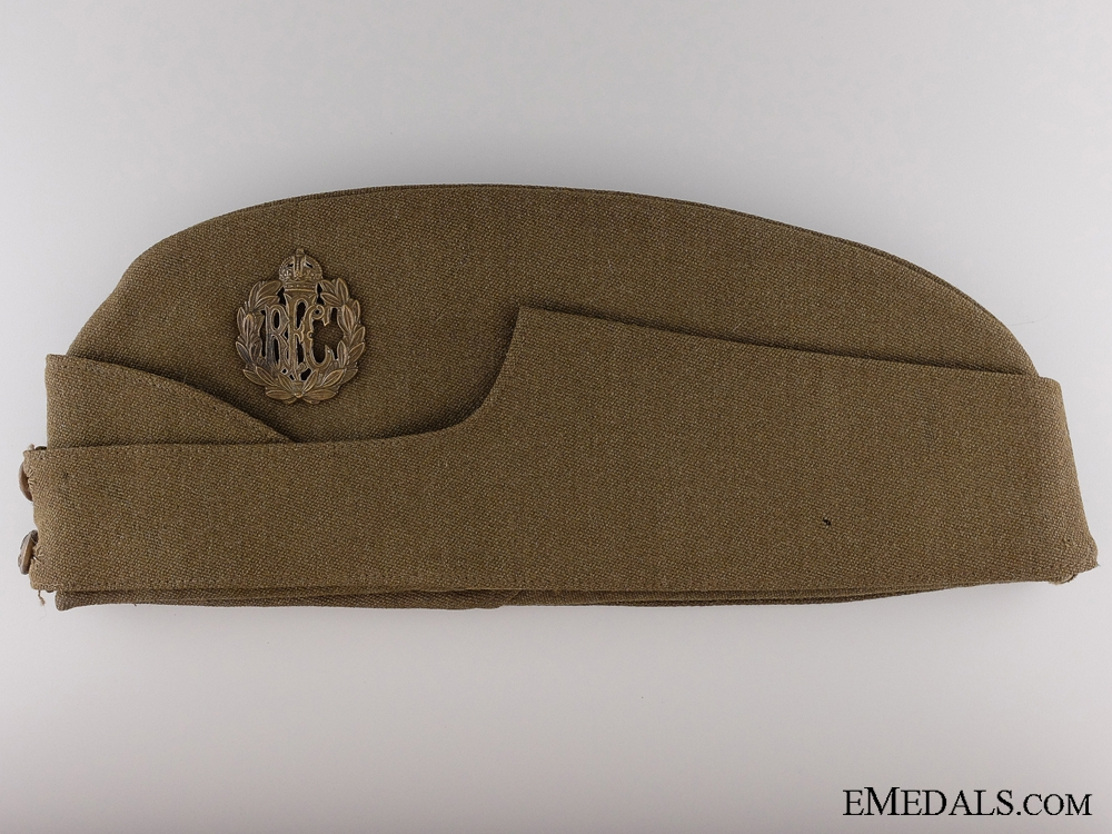 eMedals-A First War Royal Flying Corps Side Cap by Clement Sutherland Ltd.