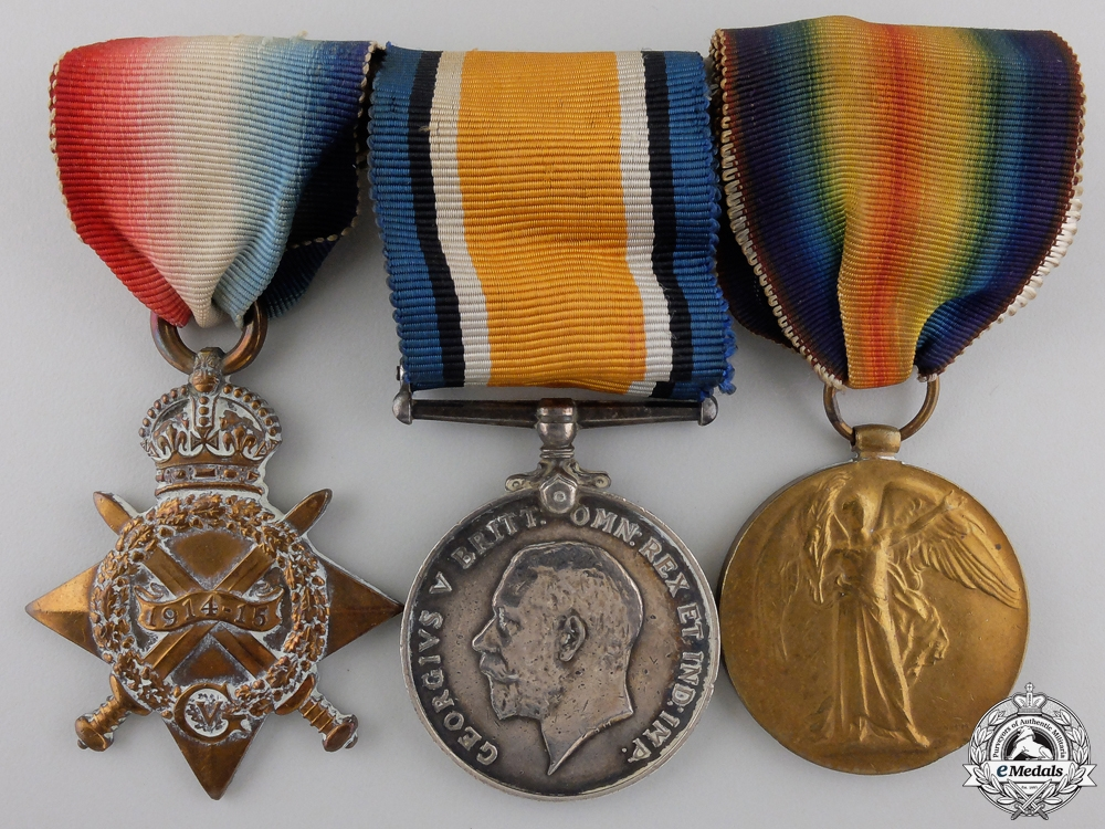 eMedals-A First World War Pair to the Canadian Railway Troops