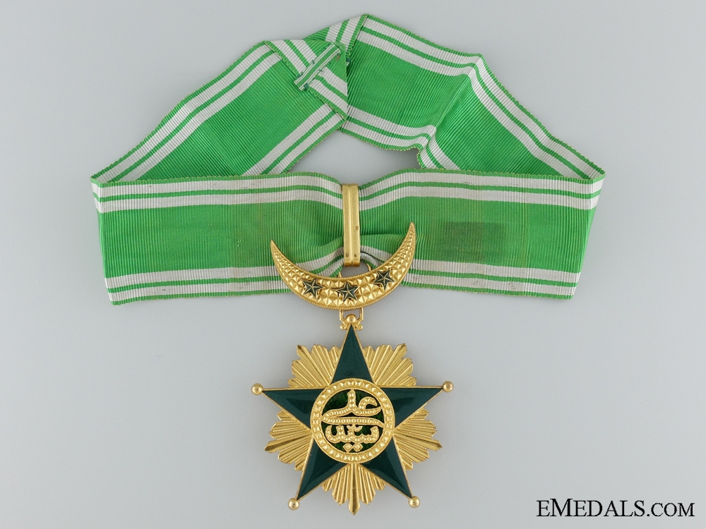 eMedals-A French Made Order of Said Ali of the Comoro Islands