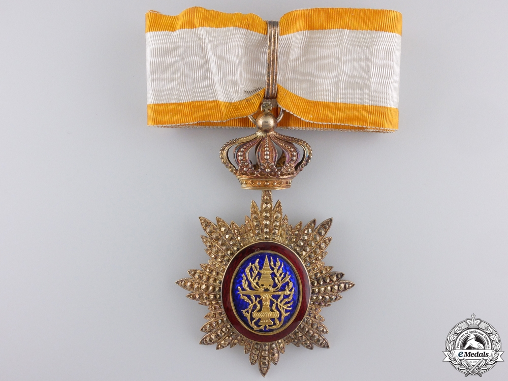 eMedals-A French Made Royal Order of Cambodia; Commander
