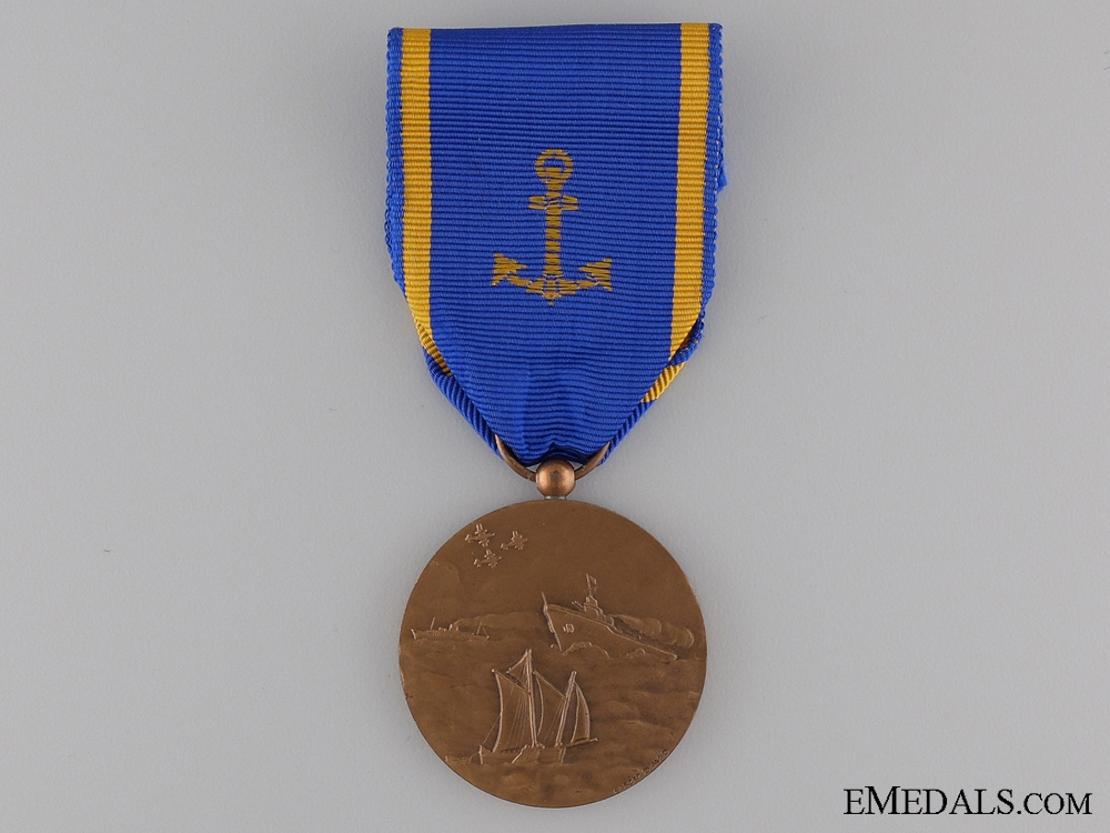 eMedals-A French Medal of the FAMMAC (Navy Veterans Association)