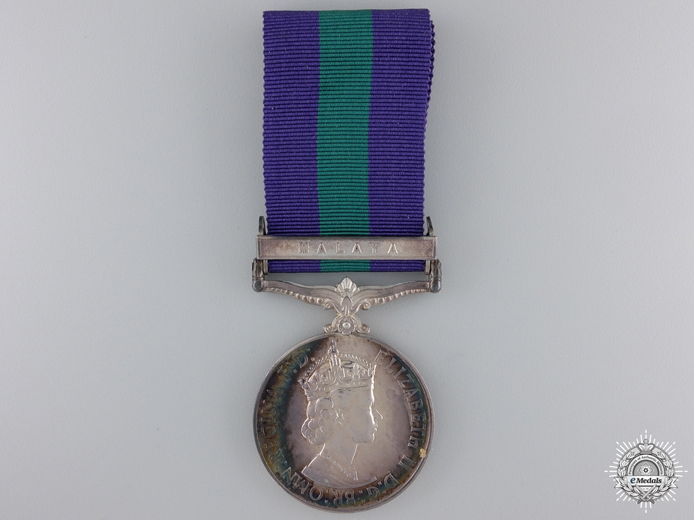 eMedals-A General Service Medal 1918-1962 for Air Council Instructions