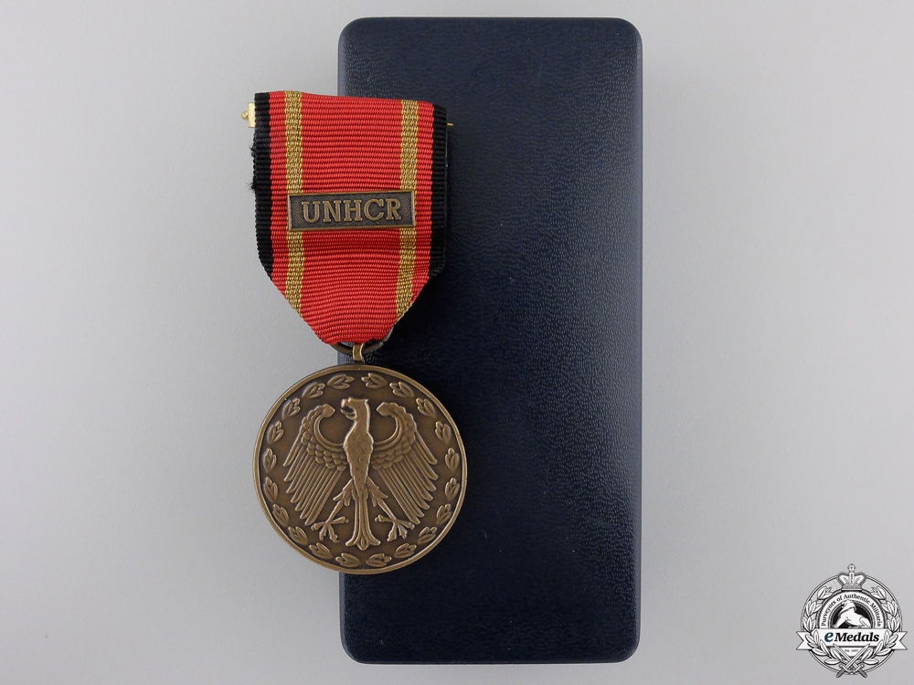 eMedals-A German Federal Republic Armed Forces Deployment Medal