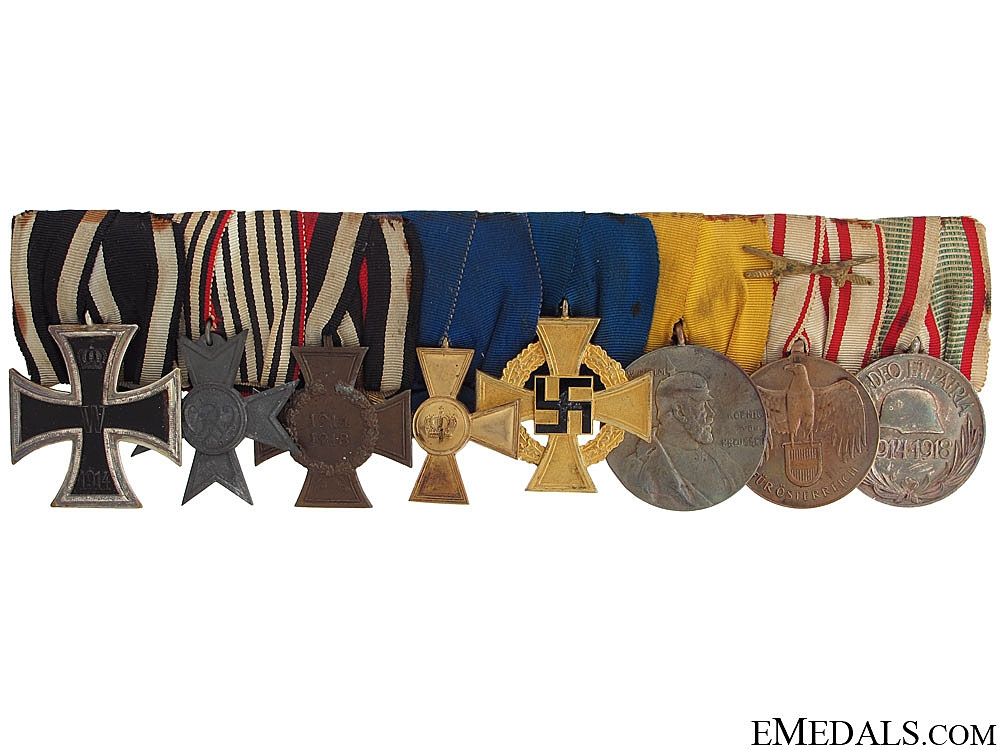 eMedals-A German Group of Eight