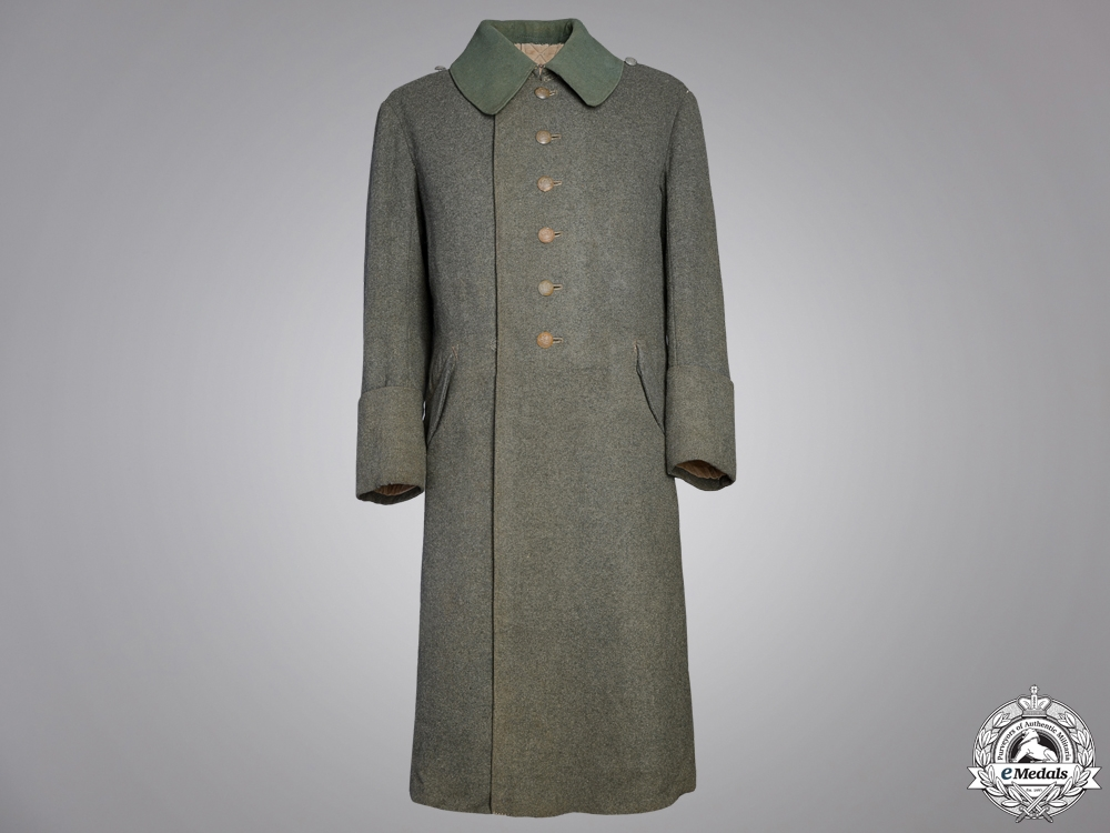 eMedals-A German Imperial Army Trench Coat 1917