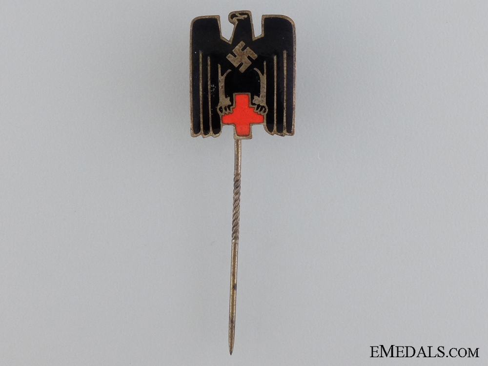 eMedals-A German Red Cross Membership Stickpin; Type IV