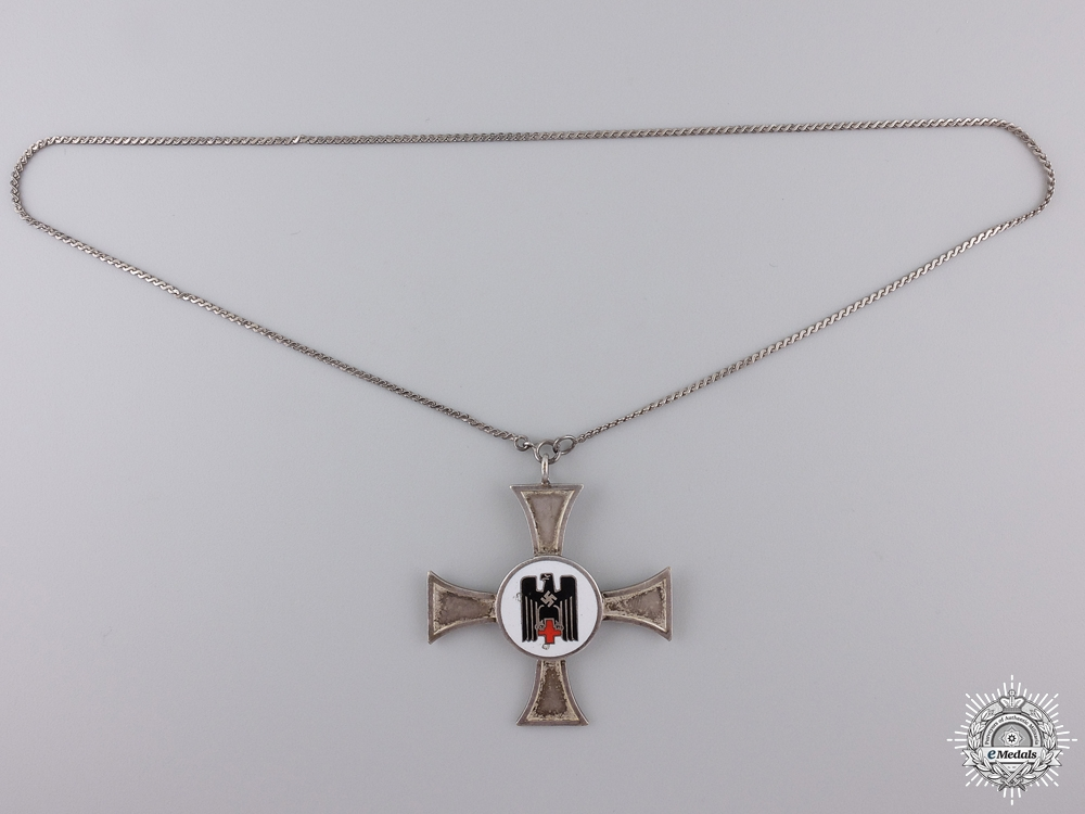 eMedals-A German Red Cross Sister's Cross; 2nd Model