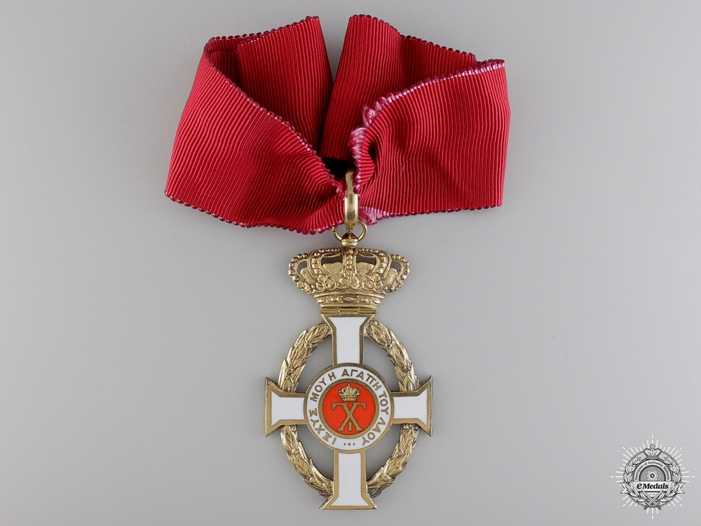 eMedals-A Greek Order of King George I; 3rd Class