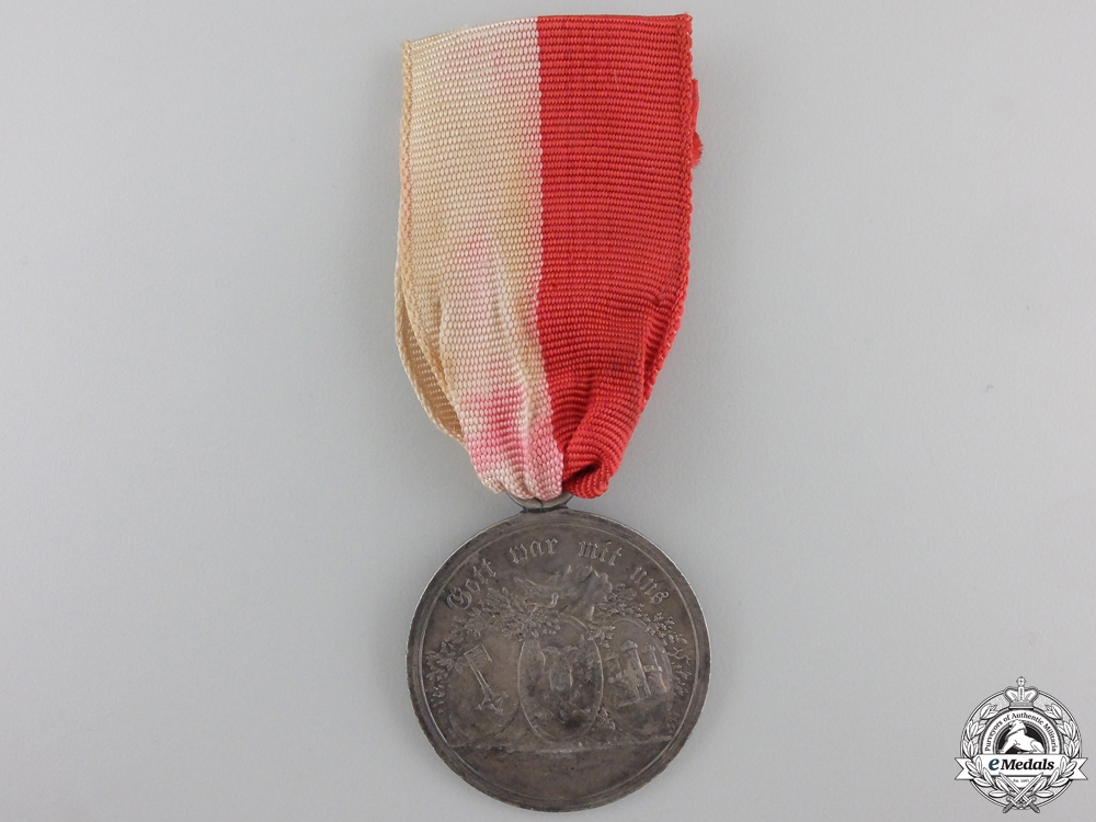eMedals-A Hanseatic Cities Napoleonic Campaigns Medal