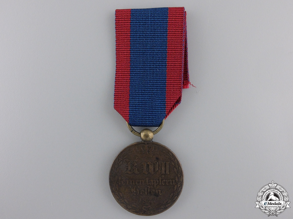 eMedals-A Hessen 1814-15 Campaign Medal