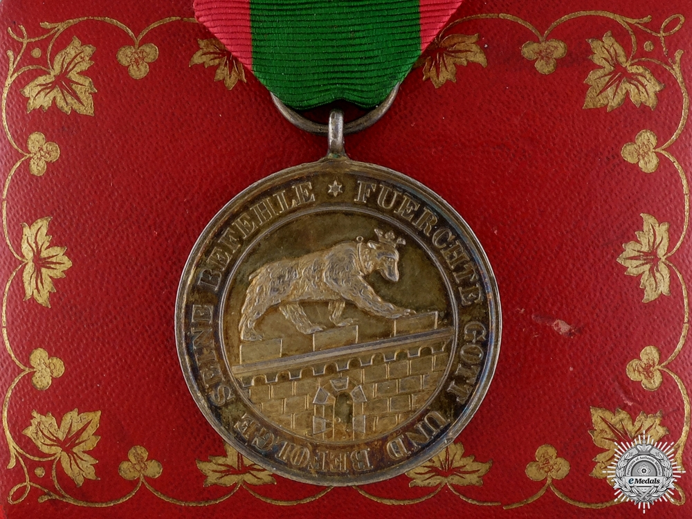 eMedals-A House Order of Albert the Bear; Merit Medal