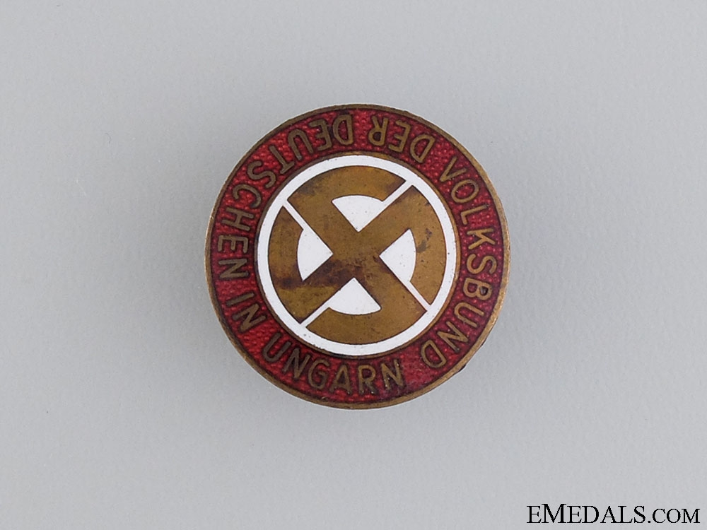 eMedals-A Hungarian NSDAP Party Badge