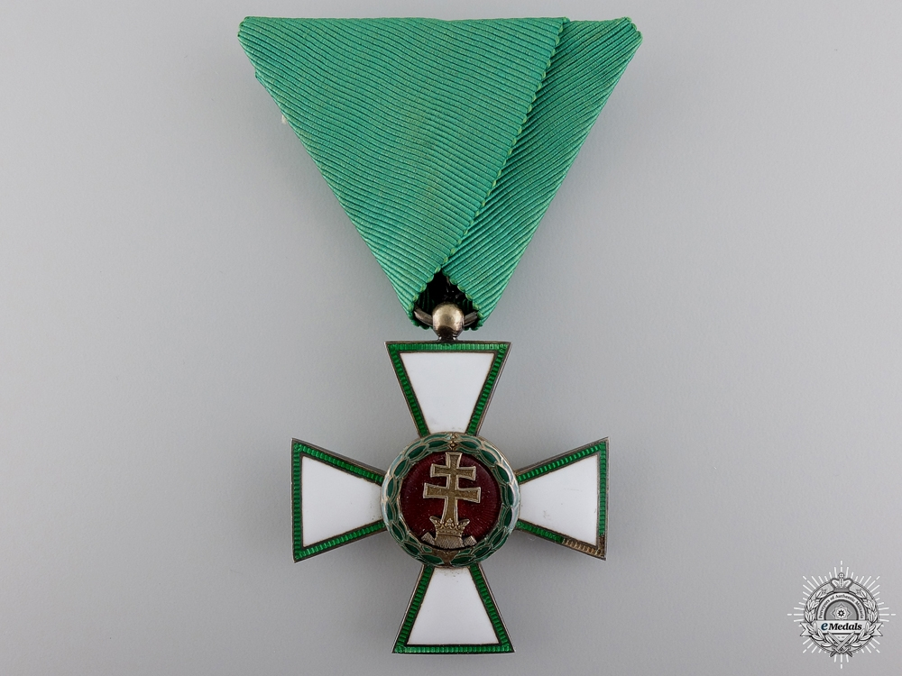 eMedals-A Hungarian Order of Merit; 5th Class