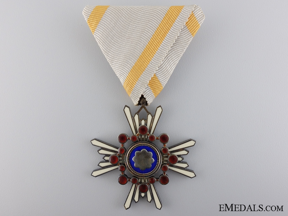 eMedals-A Japanese Order of the Sacred Treasure; 6th Class