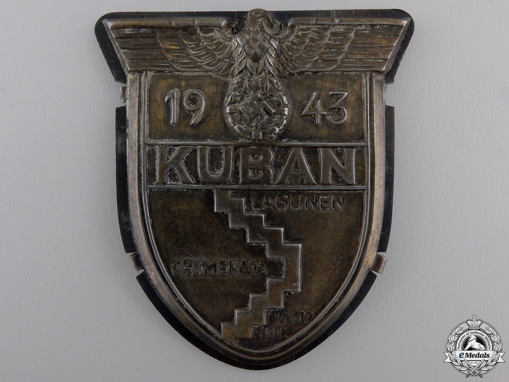 eMedals-A Kuban Campaign Shield