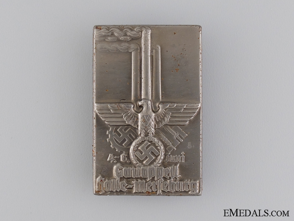 eMedals-A Large Tinnie/Day Badge