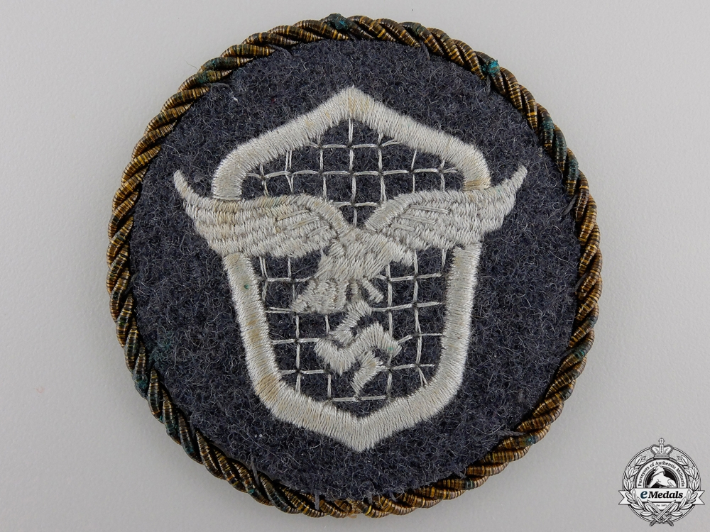 eMedals-A Luftwaffe Vehicle Drivers Trade Badge