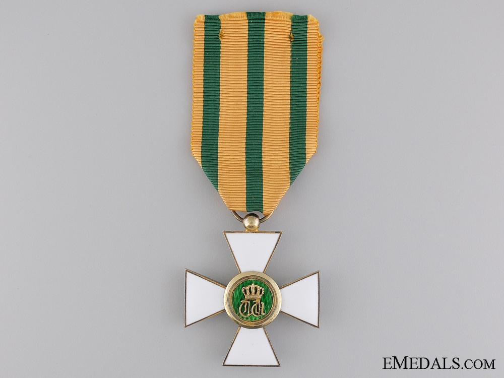 eMedals-A Luxembourg Order of the Oak Crown; Knight's CRoss